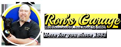 Ron's Garage Ann Arbor Auto Repair