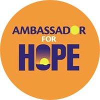ambassadorforhope