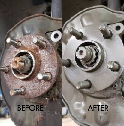 Ron's Garage Ann Arbor Auto Repair   Brake Repair in Ann