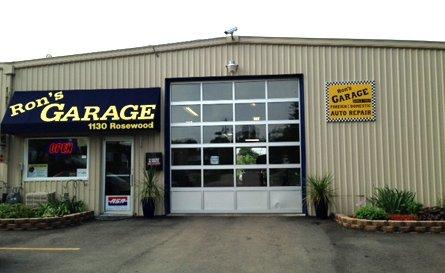 Ron 39 s garage ann arbor auto repair for Garage reparation auto a vendre