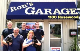 About Ron's Garage